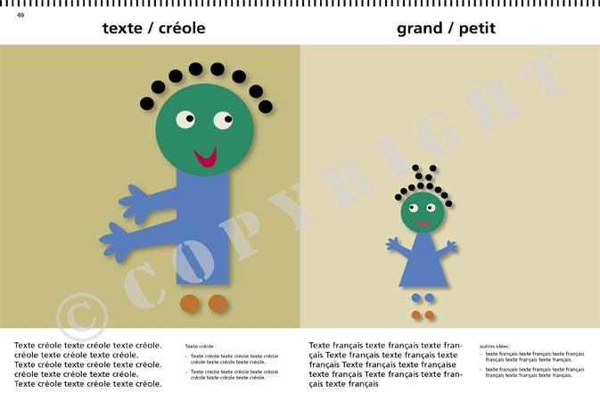 Maternelle Haiti Livre Educatif Corinne Wieser Graphiste